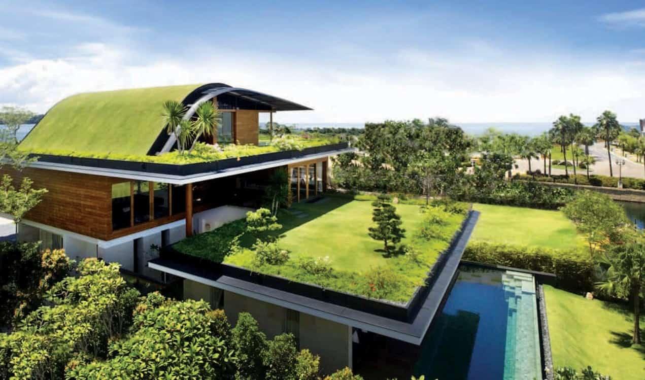 ما هي العمارة الخضراء والمباني صديقة للبيئة