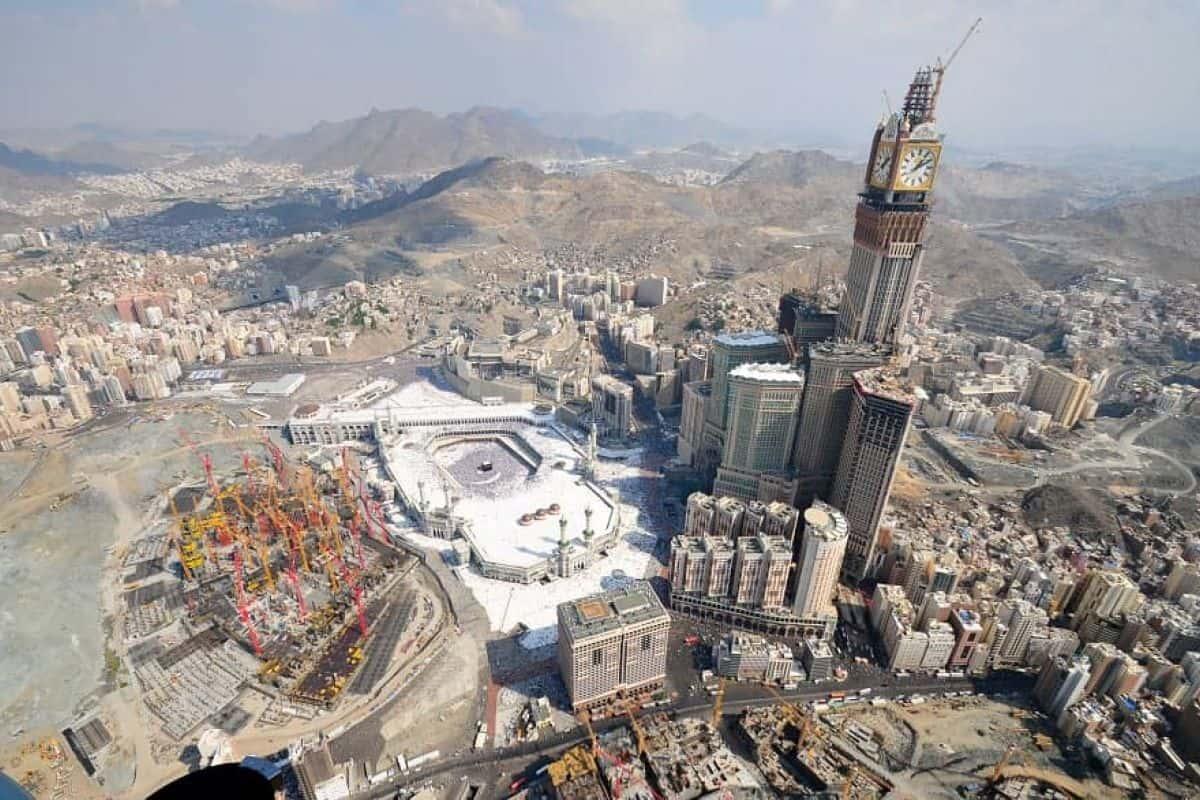 مستقبل الهندسة المعمارية في السعودية