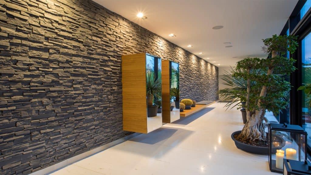10 أفكار لتلبيس الجدران الداخلية