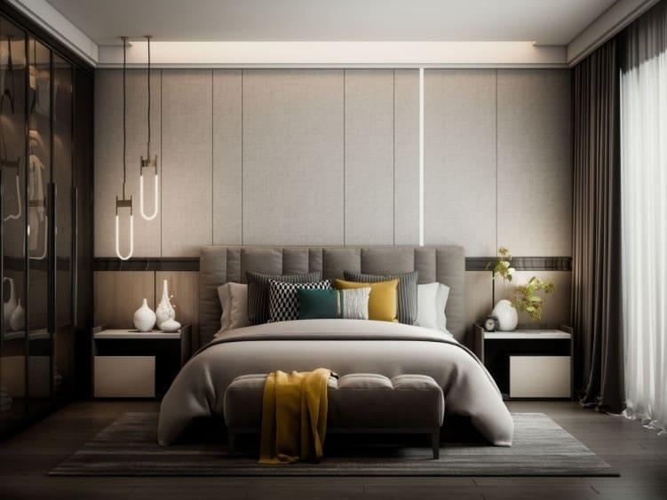 تحديد مقاسات غرفة النوم المناسبة