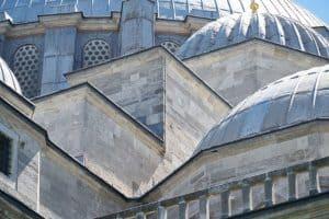 طرق تنفيذ وتصميم القباب الخرسانية (Dome)