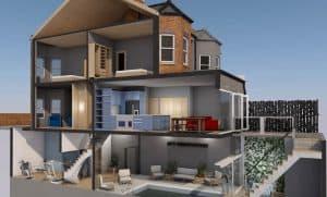 الواقع الافتراضي واستخداماته في التصميم المعماري