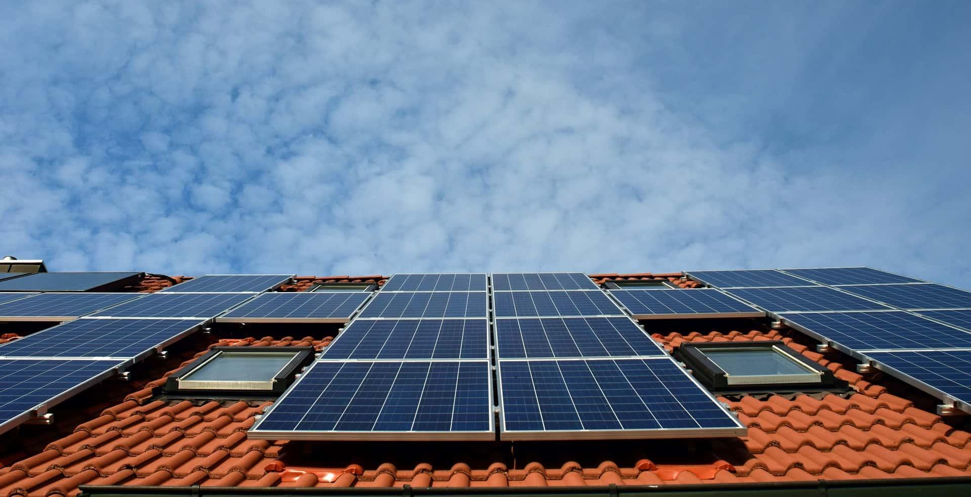 مكونات الطاقة الشمسية