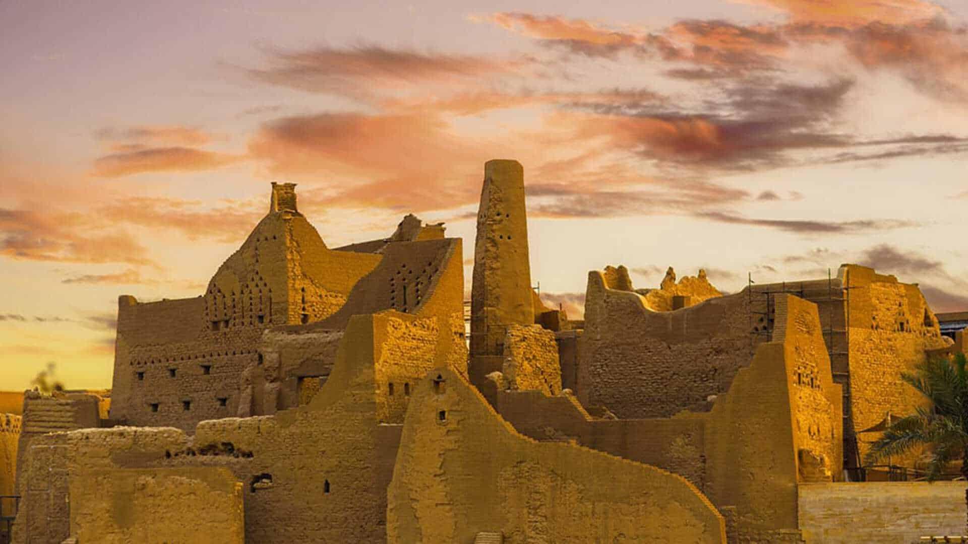 إعادة تأهيل المباني التاريخية بالسعودية