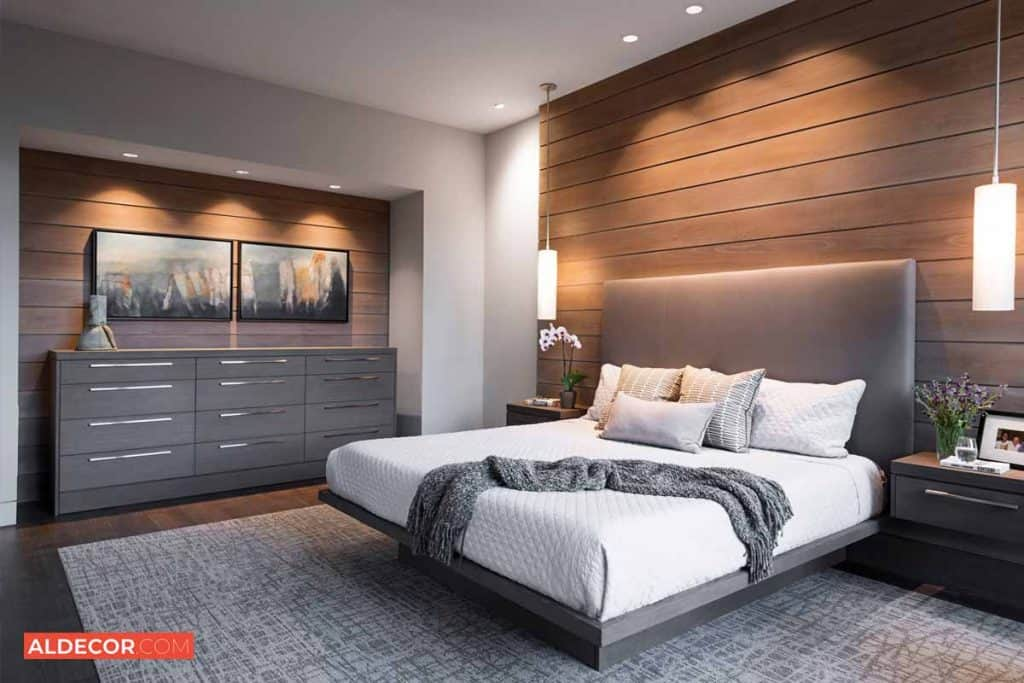 كيفية تصميم ديكورات غرف النوم